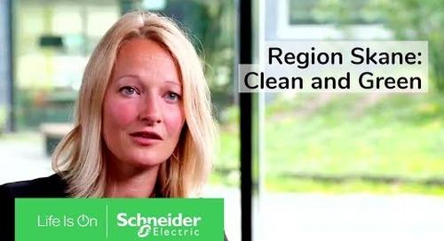 Region Skane: Clean and Green