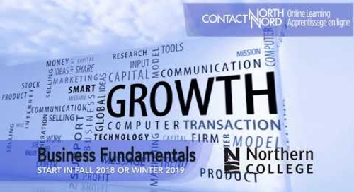 Business Fundamentals, NCCP