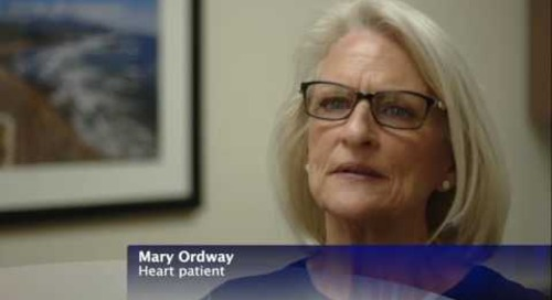 KGW :60 Women's Heart Health with Dr. Tam (Feb 2016 )