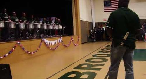 Brookside Charter School Drumline
