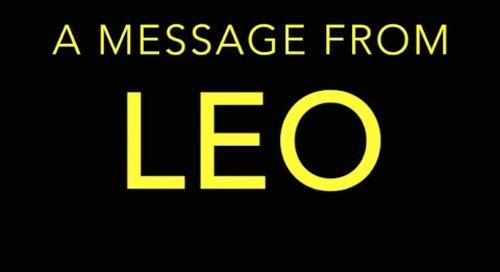 Leo is Awake