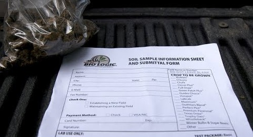 Soil Testing for Productive Food Plots