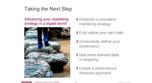 Advancing your Marketing Strategy in a Digital World