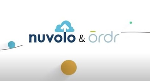 Nuvolo and Ordr Integration for Retail Customers
