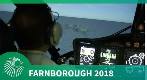 Farnborough 2018: CAE - the changing landscape of military simulation based training