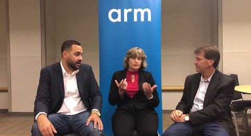 Arm TechCon 2018 highlights with Rhonda Dirvin of Arm