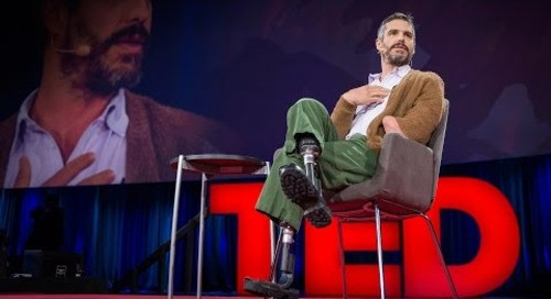 What really matters at the end of life | BJ Miller
