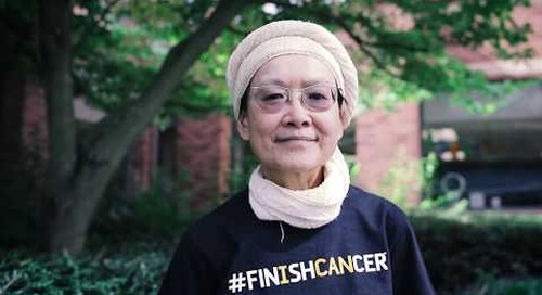 Oregon FinishCancer | Clearly Connected