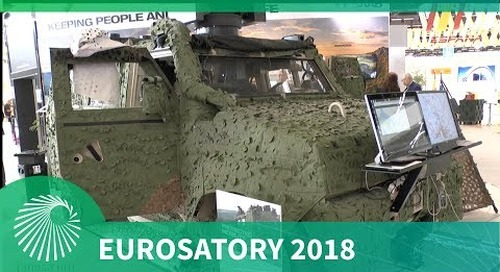 Eurosatory 2018: Saab unveils two new additions to its Barracuda Mobile Camouflage system