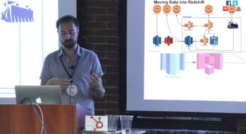 Look & Tell  Boston - Rapid Prototyping with Looker at Backstage and Sonicbids