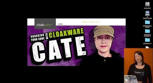 Ep. 2: Static Analysis – Cloakware® Cate