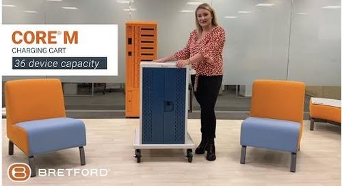 Bretford | Core® M Charging Cart