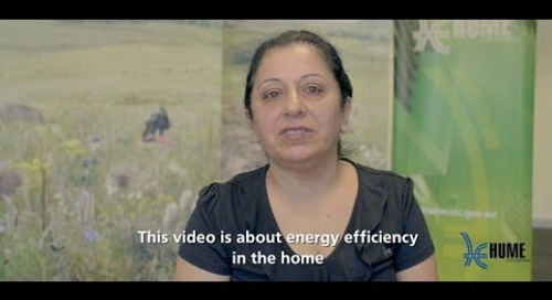 Hume City Council presents Energy Saving In The Home In Assyrian