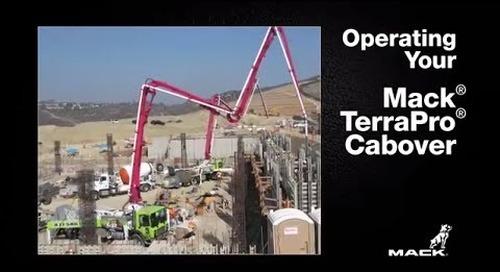 Mack TerraPro Concrete Boom Pump - Part 1: Pre-Trip Inspection