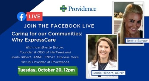 Caring for our Communities  - Why ExpressCare