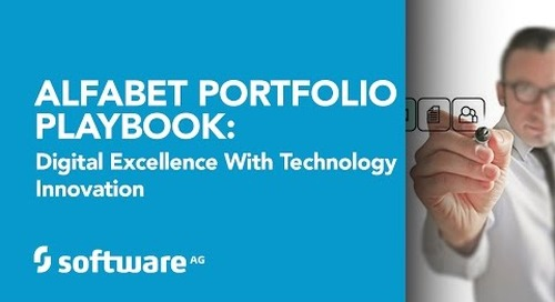 Alfabet Playbook: Digital Excellence with Technology Innovation