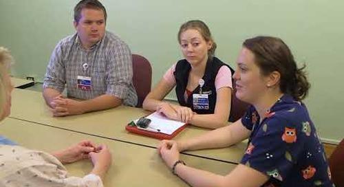 HealthBreak | Preventing Hospital Readmissions