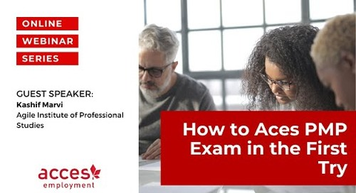 How to Ace PMP Exam in The First Try