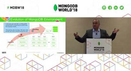 Bumps and Breezes: Our Journey from RDBMS to MongoDB