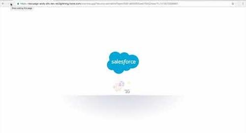 DocuSign for Salesforce agora também na versão Lightning