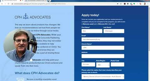 What is CPH Advocates?