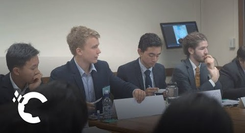 Yale & Ivy League Model United Nations Delegation