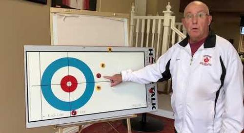5 Rock Rule ~ Curling Instructional Video