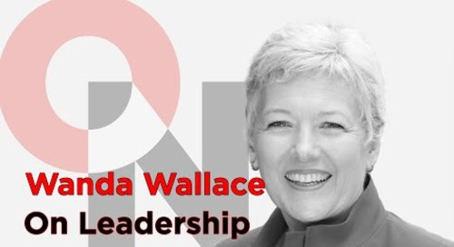 What To Do When You Start A New Role | Wanda Wallace | FranklinCovey clip