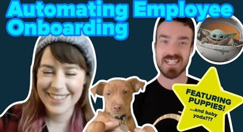 The SaaSOps Show: Automating Employee Onboarding