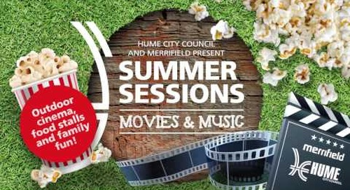 Summer Sessions Movies & Music 2017
