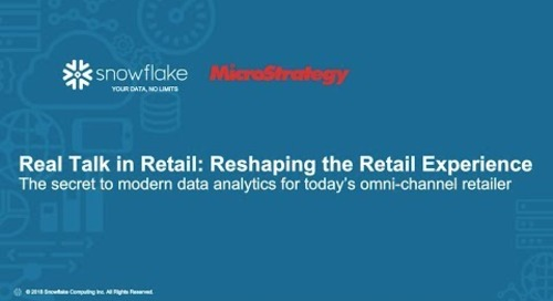 Webinar: Real-Talk in Retail: Reshaping the Retail Experience