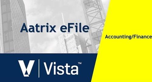 Aatrix eFile