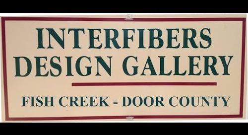 INTERFIBERS STUDIO GALLERY DOOR COUNTY