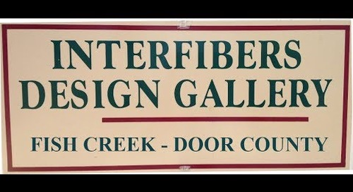 INTERFIBERS STUDIO GALLERY DOOR COUNTY