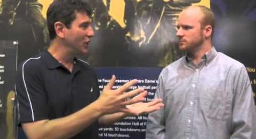 Talking Points: Notre Dame Practice Aug 16, 2014