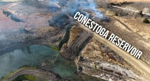Conestoga Reservoir - Construction Update