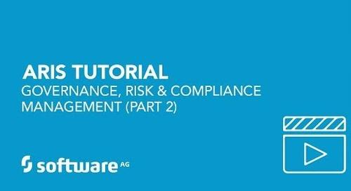Governance, Risk & Compliance Management (PART 2)