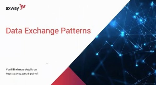 Demo – Digital MFT Data Exchange Patterns