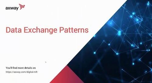 Demo – Digital MFT Data Exchange Patterns