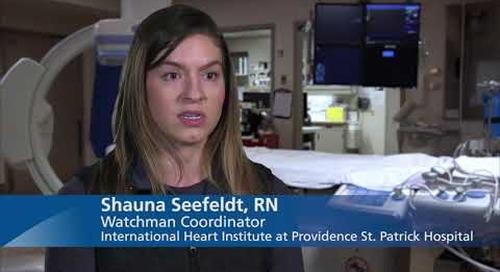 Saint Patrick Hospital HealthBreak - Watchman Device