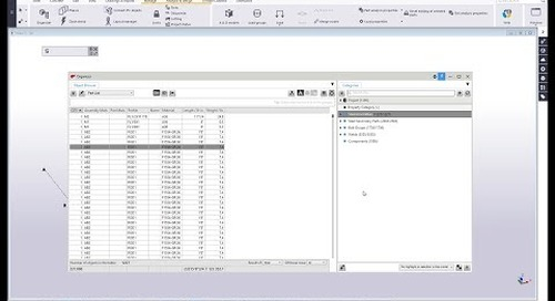 Introduction to the Tekla Structures Organizer - Part 1