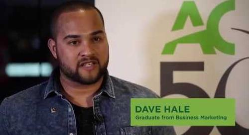 Algonquin College 50th Anniversary - Dave Hale