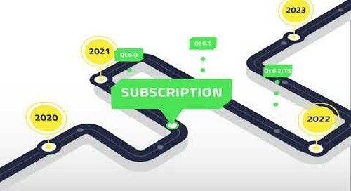 Introducing Qt Subscription Licensing
