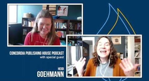 Finding Hope in Brokenness with Heidi Goehmann | CPH Podcast