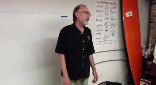 Charlie Klein Sailor & Door County Entrepreneur