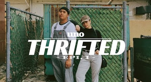 Thrifted // EP. I