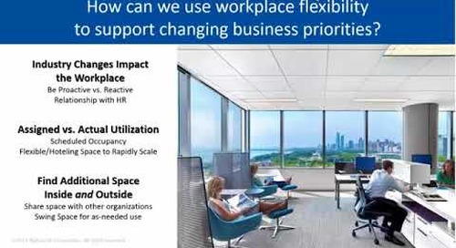 Balancing Priorities: Cut Workplace Costs and Improve Workplace Performance