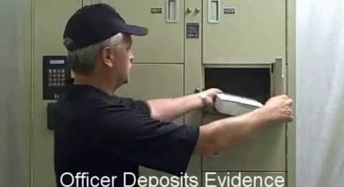 Law Enforcement Evidence Lockers | Protecting and Securing Police Evidence | Property Storage