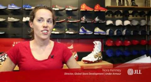 Under Armour: JLL redefines success for global store development