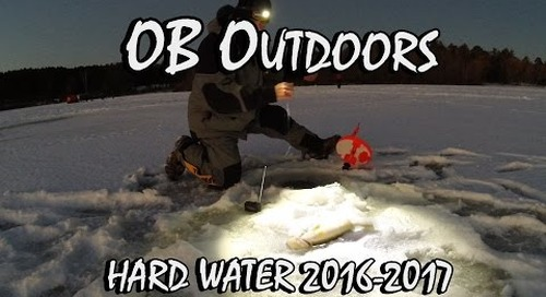 2016 OB Outdoors Hard Water Trailer